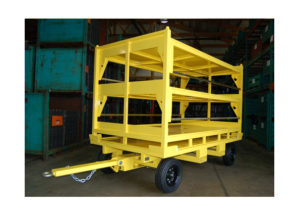 Quad Steer w Shelves Ref CT 211