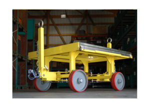 Quad Steer Bi Directional Cart Ref: CT207
