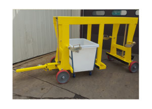 Mother Cart Garbage Cart Ref CT212