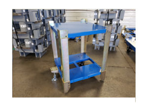 Static Cart Shelf Cart w Corner Guides Ref CT292