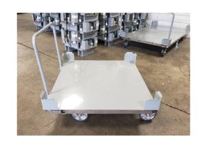 4 Whl Static Daughter Cart Ref CT 295