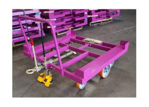 6 Whl Static w Open Deck Ref CT297