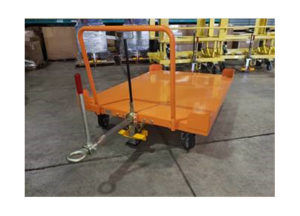 6 Wheel Static Cart Ref CT304