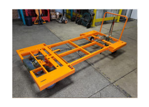 Bi-Directional Cart w Expandable Center Section Ref: CT302