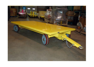 Quad Steer Delivery cart Ref CT327